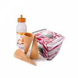 Combo 3 - Pote Pop 1,5L + Cobertura + Casquinha/Cascão