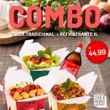 COMBO 02 - BOX DO DIA