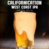 Cerveja Californication (West Coast Ipa)