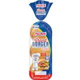 Pão de Hambúrguer Pullman