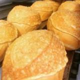 Pão Francês Gratinado