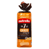 Pão de Forma Nutrella 7 Grãos
