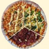 Pizza - 3 Sabores