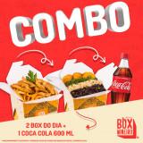 COMBO 01 - BOX DO DIA