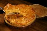 Torta de frango com palmito 1,2kg