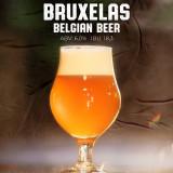 7- Bruxelas (Belgian Table Beer)- Growler 2L
