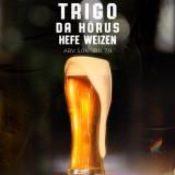 3- Trigo de Hórus (Wefe Weizen) - Growler 1L