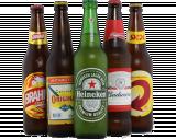 Cerveja de Garrafa 600ml