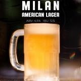 Cerveja Milan (American Lager)