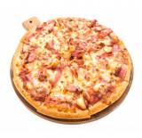 Pizza Média (2 Sabores)