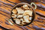 Porção de Torresminho frito